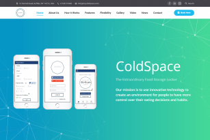ColdSpace LLC – Extraordinary Food Storage Locker